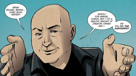Comic Talk: My Feelings on Brian Michael Bendis Leaving Marvel